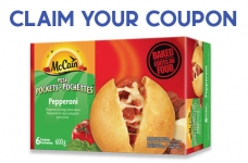 McCain Coupon Canada   Save on Pizza Pockets
