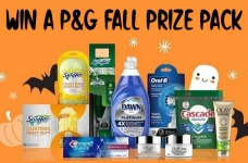 P&G Canada Contest | October Top Picks Sweepstakes