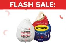 PC Optimum – Turkey Flash Sale