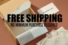 Hudson's Bay – Free Shipping Event
