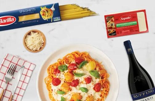 Saputo Contest Canada   Pasta Month Contest