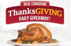 Real Canadian Thanksgiving Giveaway