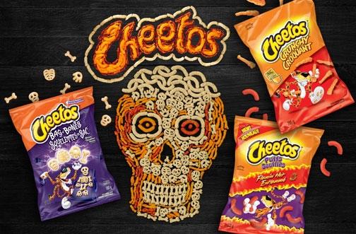 Tasty Rewards Contest   Cheetos Monster Masterpiece Contest