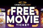 General Mills Cineplex Promotion