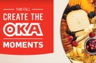 OKA Cheese Promotion | Thanksgiving Gift Card Offer