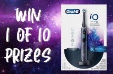 Oral-B Contest | Win 1 of 10 Oral-B iO Toothbrushes