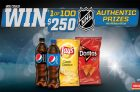 Pepsi & Lay's Gear Up For Puck Drop Contest
