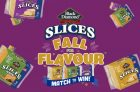 Black Diamond Slice Fall for Flavour Contest