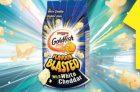 Goldfish Flavour Blasted Contest