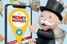 McDonald's Money Mondays Contest
