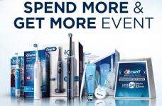 Oral-B Promotion Canada   Spend & Get Prepaid MasterCard
