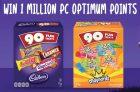 2 PC Optimum Contests | Maynards/Cadbury Halloween Contest + Scan Your App Contest