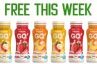 Free Danone GO! Yogurt Drink