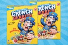 Free Cap'n Crunch Crunch Berries Cereal