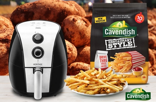 Cavendish Farms Contest | Fry-Yay Giveaway