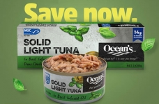 NEW Ocean's Tuna in Oil Coupon