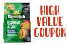 Cavendish Farms Coupons | High Value Waffle Fries Coupon + Save on ANY Cavendish + High Value Breakfast Potatoes Coupon
