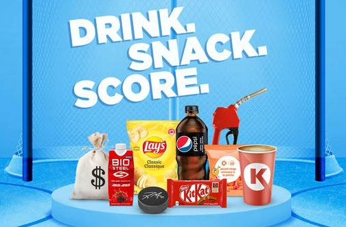 Circle K Contests | Drink. Snack. Score Contest