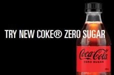 Get a Free Coke Zero Sugar
