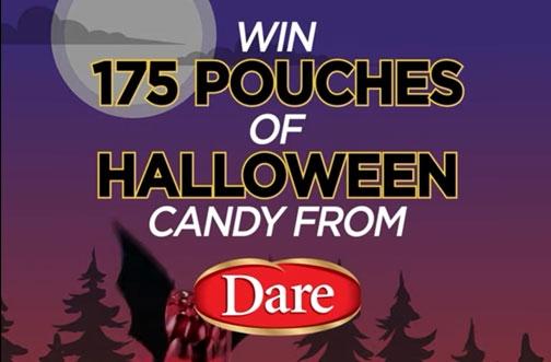 Dare Foods Contest | Dare REALFRUIT Halloween Giveaway
