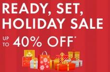 Indigo's Ready, Set, Holiday Sale!