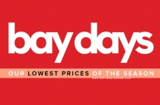 Hudson's Bay Bay Days Sale