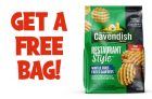 Cavendish Farms Deal | Free Waffle Fries