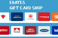 eBates Gift Card Shop
