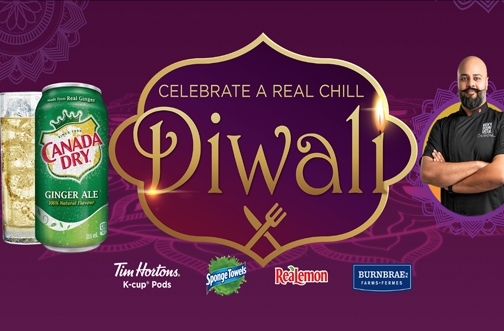 Celebrate a Real Chill Diwali Contest + Coupons