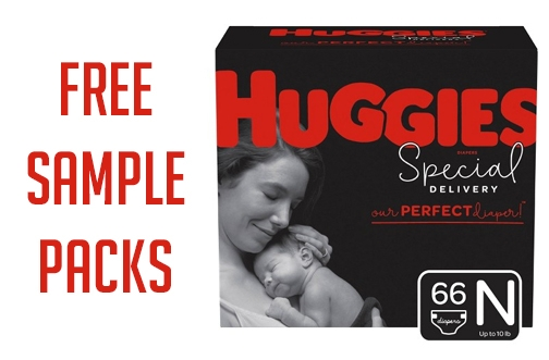 Free Huggies Special Delivery Samples