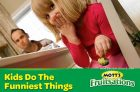 Mott's Fruitsations Kids Do The Funniest Things Contest