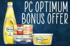 Becel PC Optimum Offer
