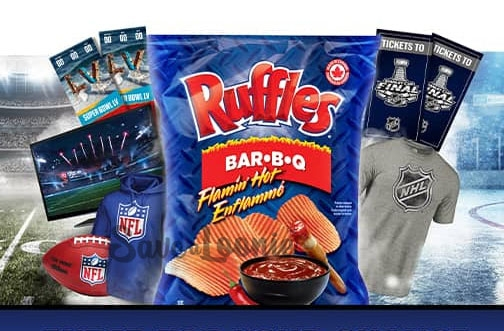 Ruffles Contest Canada | The Ultimate Sports Sweepstakes