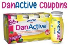 Danone DanActive Coupons