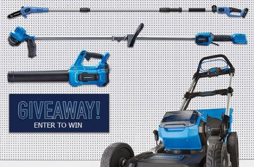 Canadian Tire Contest | Mastercraft Giveaway