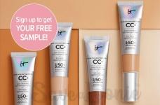 Free it Cosmetics CC+ Cream Samples