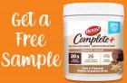 Free BOOST COMPLETE+ Sample