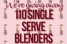 Hamilton Beach Contest | Single Serve Blender Giveaway