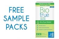 Biotrue Free Sample | Eye Drops Sample