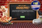 Dr Oetker Find Giuseppe Contest
