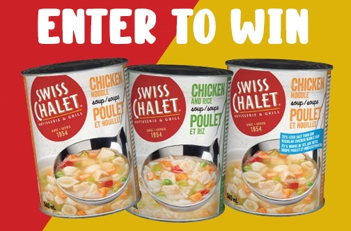 Swiss Chalet Contest | SOUPermarket Sweep