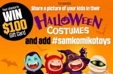 Samko & Miko Halloween Costume Contest