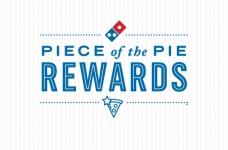 Domino's Rewards   Piece of the Pie Rewards Program