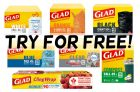Try Glad Products for Free
