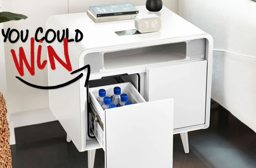 Leon's Contest | Win a Sobro Smart End Table