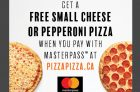 Pizza Pizza – Free Pizza Offer