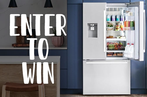 Bosch Contest Canada | Win a Fridge or Dishwasher