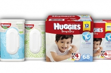 Huggies Coupons – Diapers & Wipes