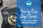 Free 2020 Ontario Milk Calendar
