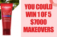 Shoppers Drug Mart Contest |  Colgate Contest + Hair Care Contest